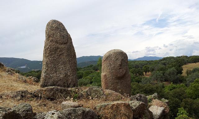 Dolmens of Filitosa, Corsica
