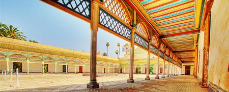 Marrakech, La Behia Palace