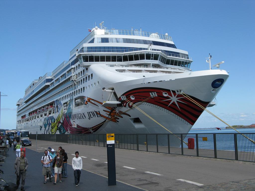 5 Nights Pacific Coastal Cruise On Norwegian Jewel The