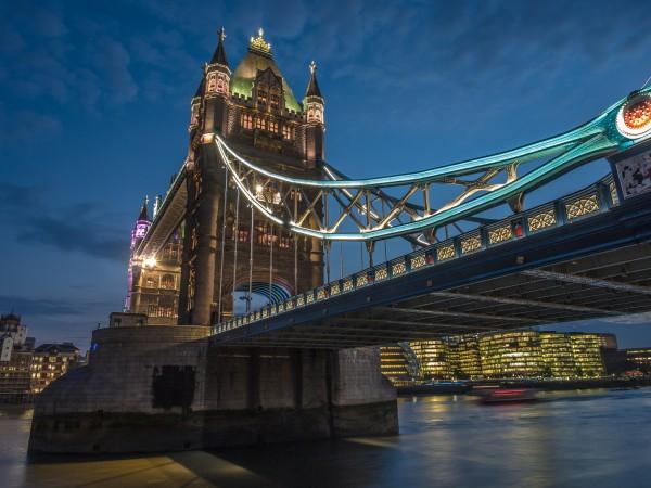 The Tower Bridge ©James Petts