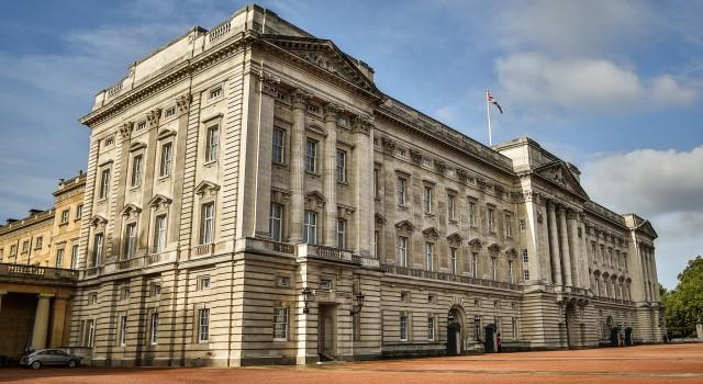 Buckingham Palace ©Tony Webster