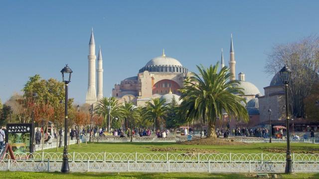 Hagia Sophia ©Clay Gilliland/flickr