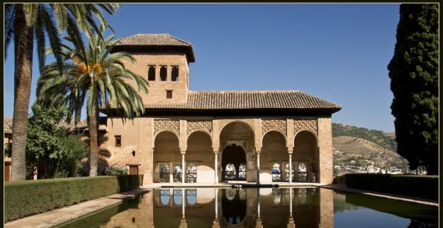 Alhambra ©Bert Kaufmann