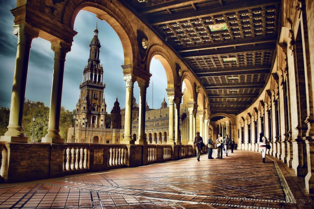 Seville ©Noemí Galera