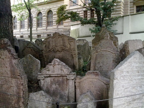 Old Jewish Cemetery ©Mark Healey