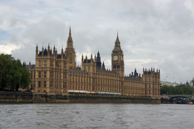 The Palace of Westminster ©ChrisSampson