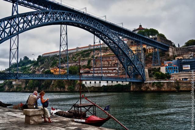 Luis I Bridge, Porto ©Turismo En Portugal