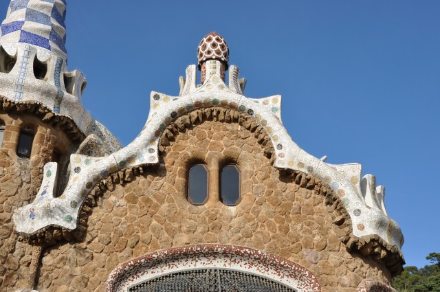 Typical Gaudi style of architecture© Catalan Art & Architecture Gallery (Josep Bracons)/flickr