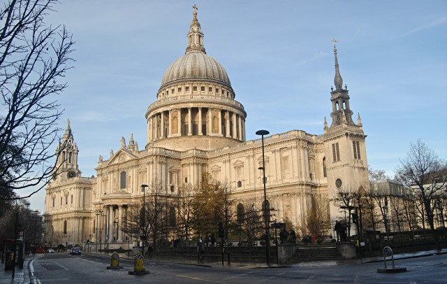 St Paul's Cathedral ©Loco Steve