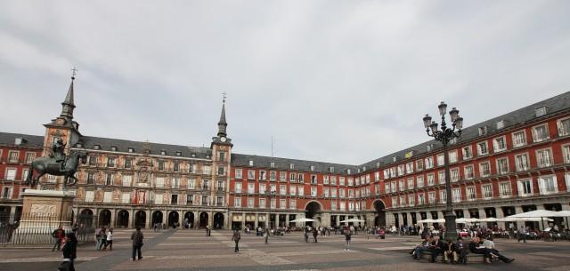 Plaza Mayor ©Rick Ligthelm