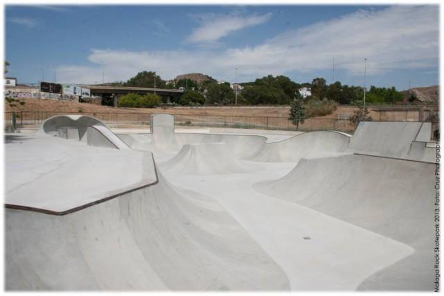 Malaga skatepark