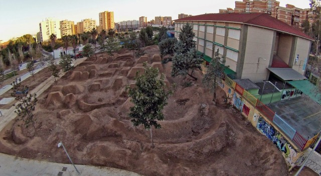 Malaga trails