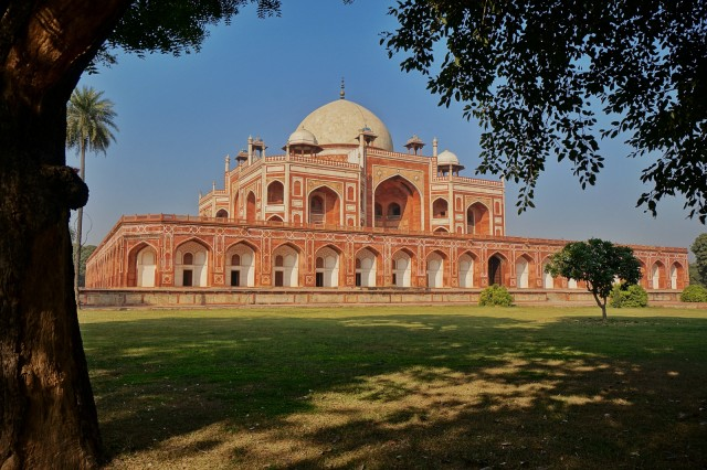 Humayun's Tomb @Brandon/flickr
