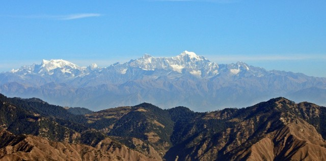 Himalayas @Koshy Koshy/flickr
