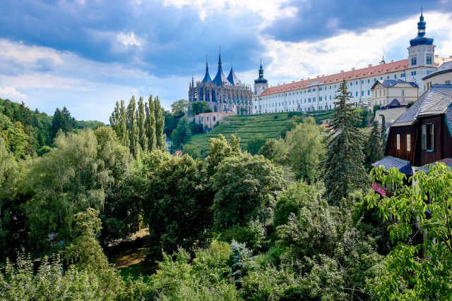 The Outstanding view of Kutna Hora @Davis Staedtler/flickr