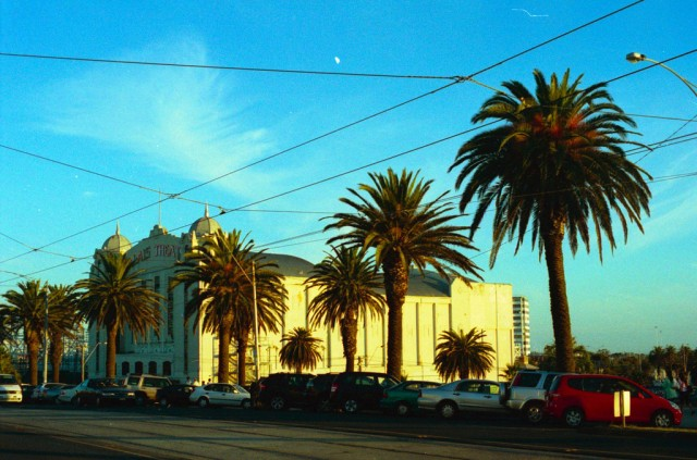 St Kilda, Melbourne ©Reinis Traidas