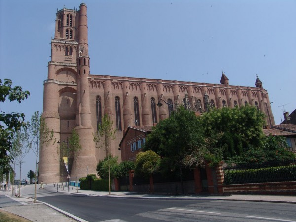 Cathedral of Albi @Graeme Churchard