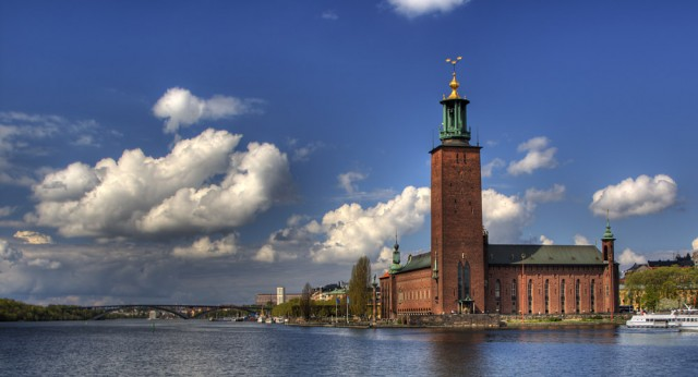 Stockholm City Hall @Michael Caven