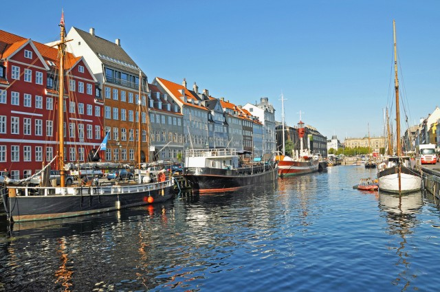 Copenhagen as its finest  ©Dennis Jarvis
