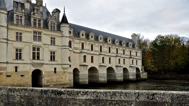 Chateau de Chenonceau @Geoff Livingston