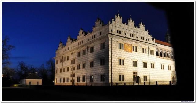 Litomysl Castle János Korom Dr/flickr