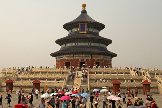 Temple of Heaven ©Ronnie Macdonald/flickr