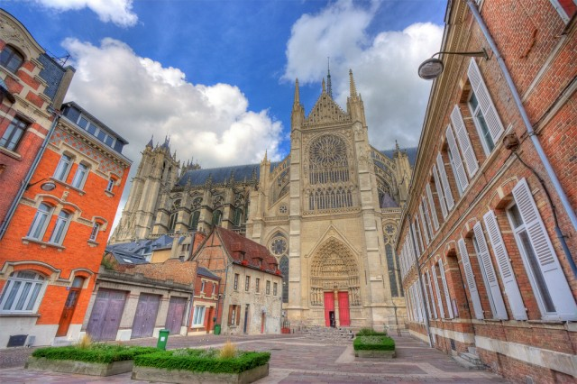 Amiens Cathedral @Maurice