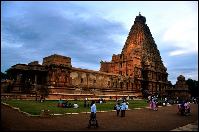 Great Living Chola Temples @Raj/flickr