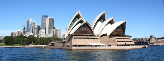 Sydney Opera House ©Kyle Taylor