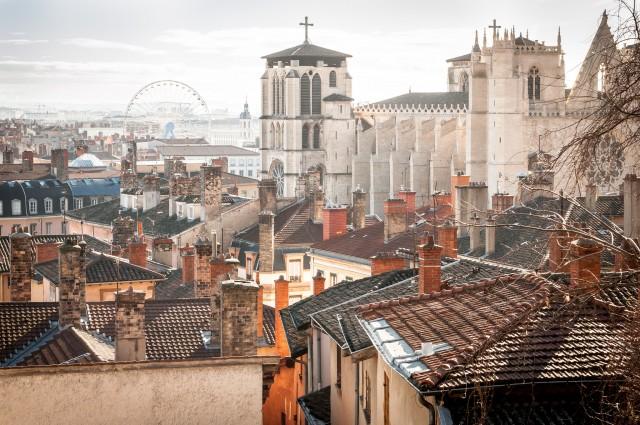 A view of Lyon @Fred PO