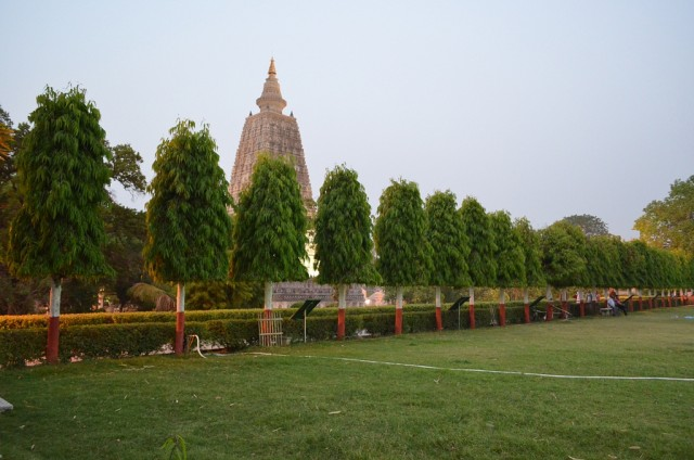 Mahabodhi Temple @Matt Stabile/flickr