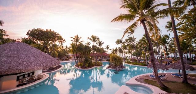 Bavaro Princess All Suites Resort - pool view