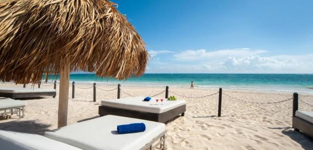 Bavaro Princess Resort - beach view