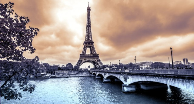 The city of Paris as its greatest.