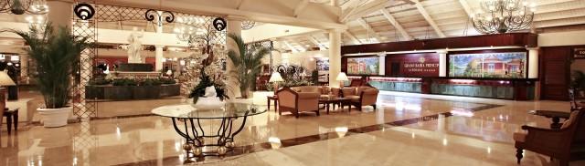 Lobby of Grand Bahia Principe