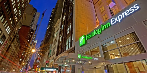 Holiday Inn Express New York 5th Avenue