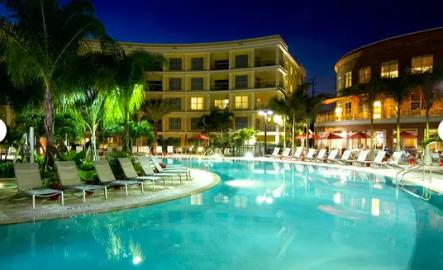 Melia Orlando Suite Hotel - pool view