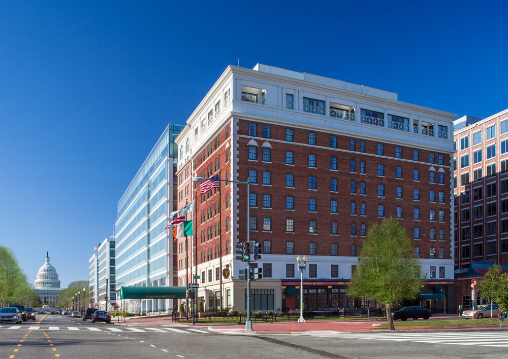 The Phoenix Park Hotel - DC in Washington for $128 The Travel Enthusiast
