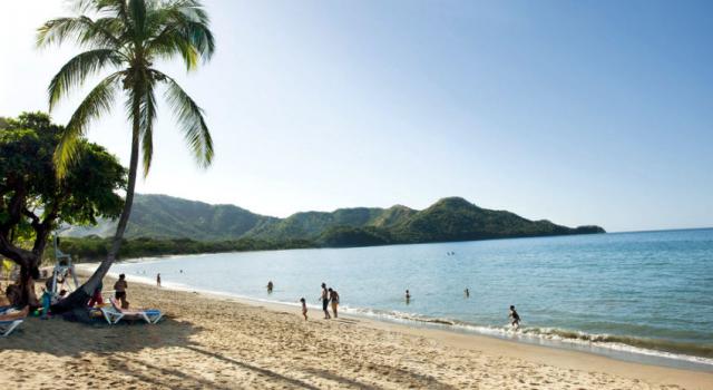 Riu Guanacaste beach