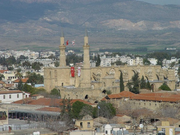 The Northern part of Nicosia Peter/flickr