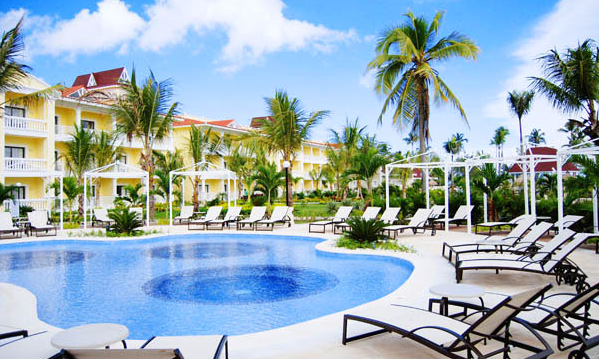 Pool view of Luxury Bahia Principe Esmeralda