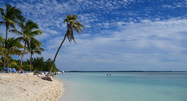 Coco Cay is one of the many beautiful beaches of Bahamas ©A. Duarte/flickr