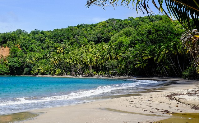 Batibou Beach, One of Dominica's most fascinating and scenic beaches ©Matthias Ripp/flickr