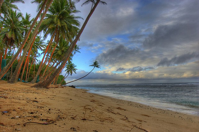 Namale Resort in Fiji, a popular destinations both for locals and tourists ©sepiatone/flickr
