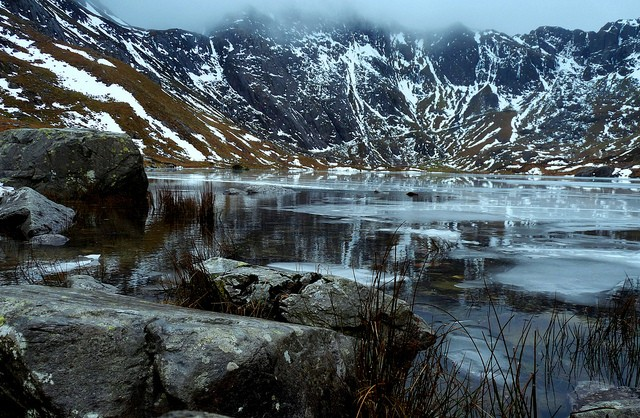 Snowdonia, an outstanding and scenic natural landscape ©Les Haines/flickr