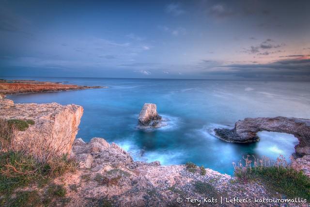 The beautiful and panoramic Agioi Anargiroi, Protaras ©Lefteris Katsouromallis/flickr