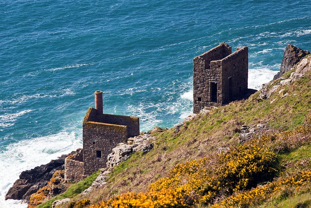 The Crown Mines are part of the Mining Landscape in Cornwall, a unique yet outstanding landscape ©George Thomas/flickr