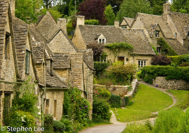 Like a fairy tale, Bibury is the Shire of Great Britain ©Stephen Lee/flickr