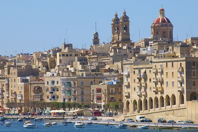 La Valetta, the capital of Malta is known for its unique charm, beauty and vibrancy ©UltraPanavision/flickr
