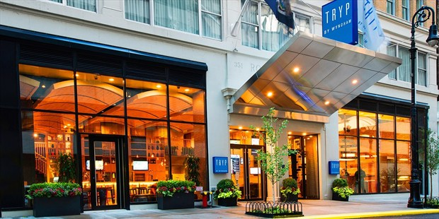 tryp by wyndham times square south hotel in new york for. Black Bedroom Furniture Sets. Home Design Ideas
